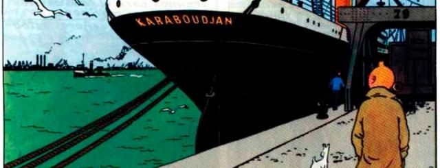 Tintin, el cómic que los niños deberíanleer